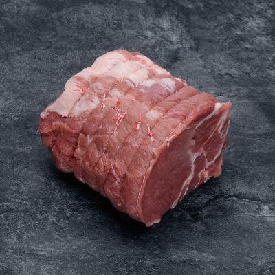 Demi longe de porc sans filet mignon sans os, VPF