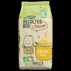 Pâtes perles Les Recoltes Bio dès 6 mois, 290g
