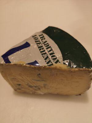 Bleu des Hauts plateaux des Cévennes au LAIT pasteurisé de vache 30%MG 500G