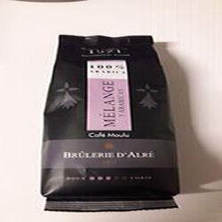 BRULERIE D'ALRE - CAFE MOULU - MELANGE 5 ARABICAS - 250G