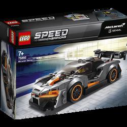 LEGO® Speed Champions - McLaren Senna - 75892 - Dès 7 ans