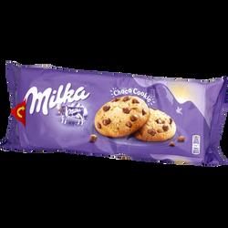 Choco cookie MILKA, paquet de 168g