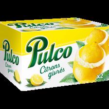 Citrons givrés PULCO, 2x140g