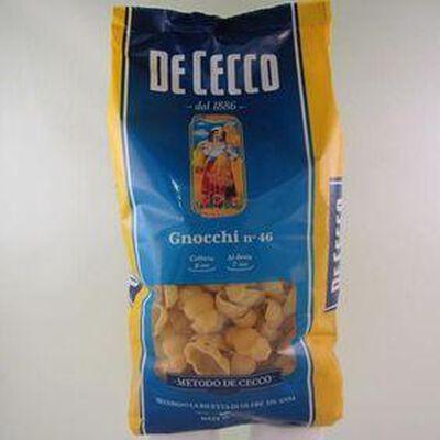 Pâtes Gnocchi N°46 DE CECCO ,500g