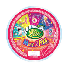 Lutti Assortiment De Bonbons Max 2 Fizz , Boite De 500g