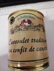 CASSOULET CANARD 0.840G