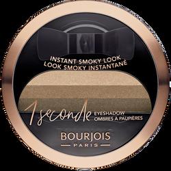 Ombre à paupières 1s eyeshadow 02 brun-ette a -doree BOURJOIS, blister, 3g