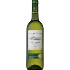 Roche Mazet Vin Blanc De Pays D'oc Sauvignon , 75cl