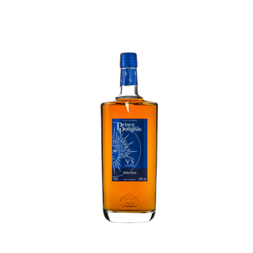 LU Cognac Polignac, 40°, Bouteille De 70cl