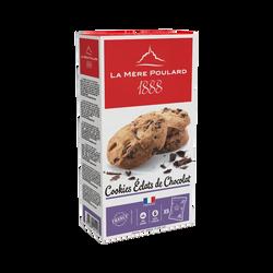 Cookies aux éclats de chocolat LA MÈRE POULARD, paquet de 200g