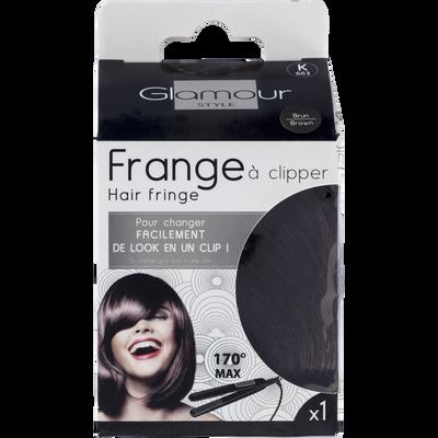 Frange à clipper, G663  GLAMOUR PARIS