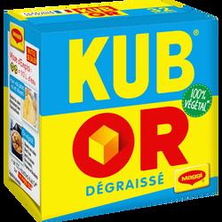 Bouillon dégraissé kub or MAGGI, x16 soit 128g