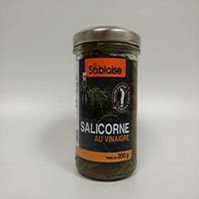 Salicorne au vinaigre LA SABLAISE 200G