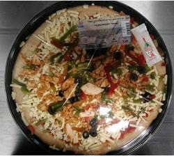 Pizza Poulet Tikka