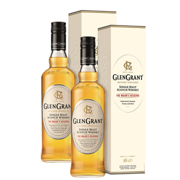 Glen Grant Scotch Whisky Single Malt The Major's Réserve Glen Grant, 40°, 70cl