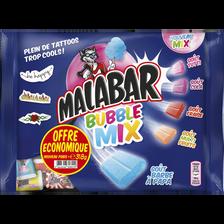 Malabar Bubble Mix Parfums Assortis Sachet 318g Offre Économique