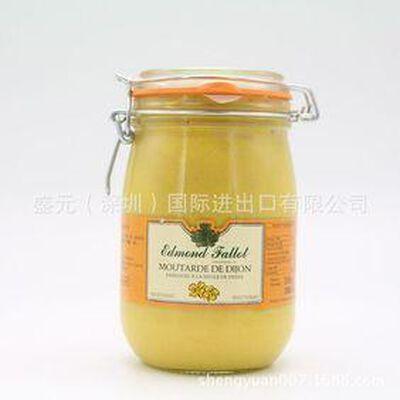 Moutarde de Dijon FALLOT, 1 100g