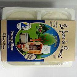 Fromage blanc 6x120G 20% FERME DU PRIEURE