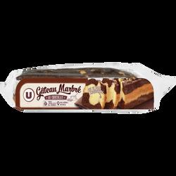 Barre marbrée au chocolat U, 500g