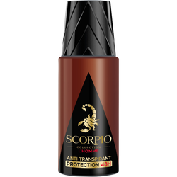 Déodorant collection sport protection 48h SCORPIO, atomiseur de 150ml