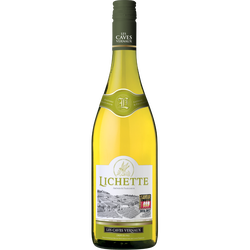 Vin blanc de table Lichette, 75cl