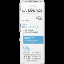 Gel crème hydratation LA SOURCE 40ml