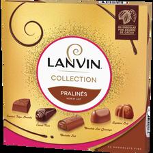 Assortiment chocolat praliné LANVIN, x10 300g