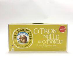 CITRONELLE & CITRON LUI - LES 2 MARMOTTES
