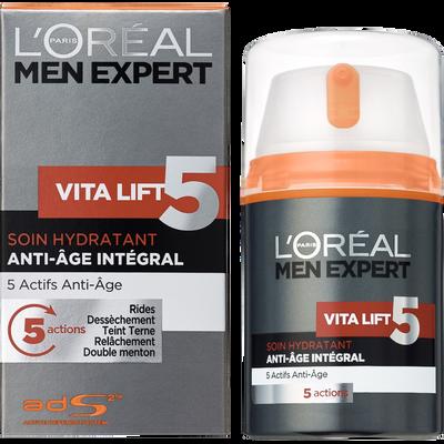 Soin visage Vitalift MEN EXPERT, 50ml