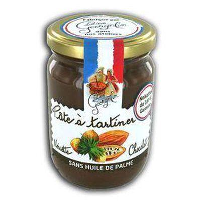 Pâte à tartiner Noisette Cacao LUCIEN & GEORGELIN 280G