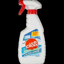 Nettoyant salle de bain avec javel LA CROIX, 500ml