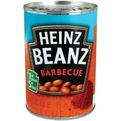 Baked Beans Barbecue HEINZ 390g