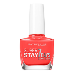 Vernis a ongles tenue & strong citrus charge 919 coral daze nu MAYBELLINE
