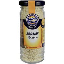 Sésame graines, SAINTE LUCIE, flacon de 50g.
