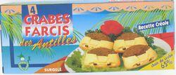 4 Crabes farcis des Antilles, SIMBI 240g