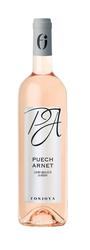 Vin Rosé Puech Arnet Fonjoya 75CL