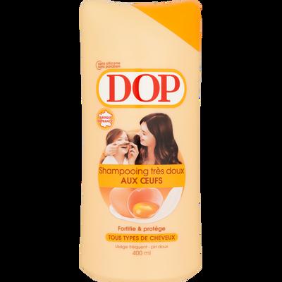 Shampooing très doux aux oeufs DOP, flacon 400ml