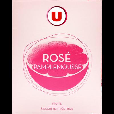 Boisson aromatisée à base de vin saveur pamplemousse 7,5% vol. 3L