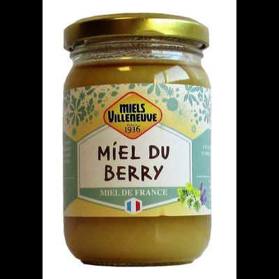 Miel du Berry MIELS VILLENEUVE, 250g