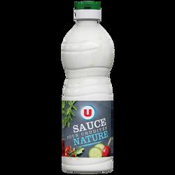 Sauce crudités nature U, bouteille de 500ml
