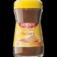 Chicorée soluble LEROUX, boîte de 200g