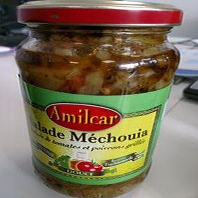 Salade Méchouia 350g CASHER