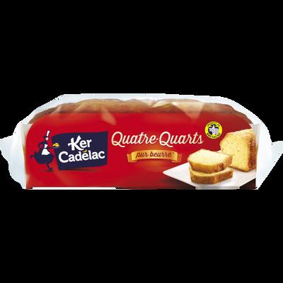Quatre quarts pur beurre KER CADELAC, 200g