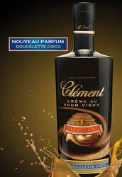 Crème vieux doucette coco,CLEMENT,70cl