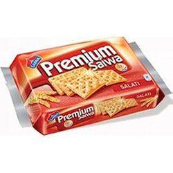Crackers salés Premium SAIWA, paquet de 315g