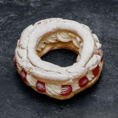 Demi gâteau assorti décongelé, 6 pièces, 240g