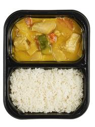Poulet au curry, LE CANTONNAIS, Origine Espagne