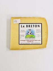 Fromage à pâte pressée demi-cuite au lait cru de vaches, FERME DE LA SABLONNIERE, 32%mg, 10mois, 200g
