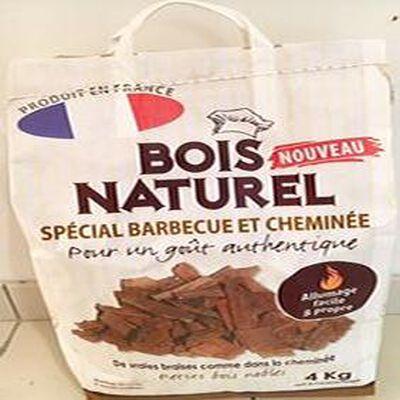 Bois Naturel pour Barbecue et Cheminée