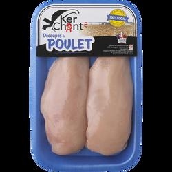 Filet de poulet, KERCHANT, France, 2 pièces
